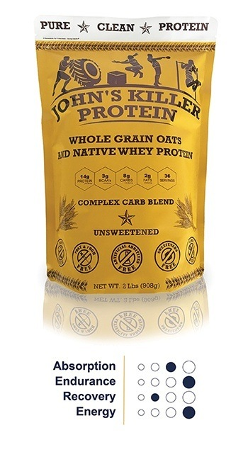 Organic grass fed protein unsweetened and unflavored